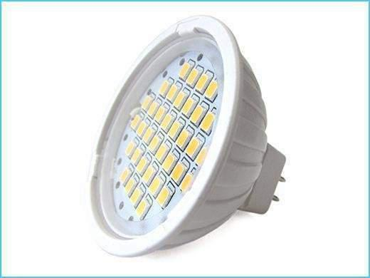 Faretto lampadina led gu5,3 mr16 3,5w