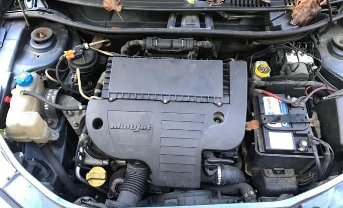 Fiat punto 1.3 mjet 70 cv 8v