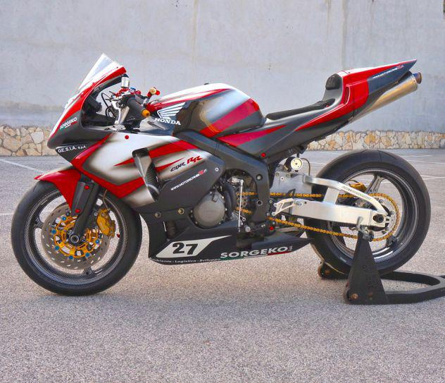 Honda cbr 600 rr kit pista e strada