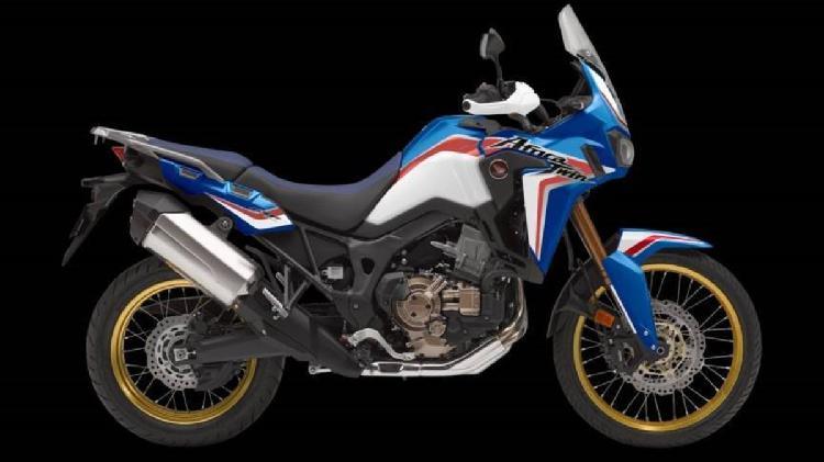 Honda africa twin (2018 - 19) nuova a dolzago
