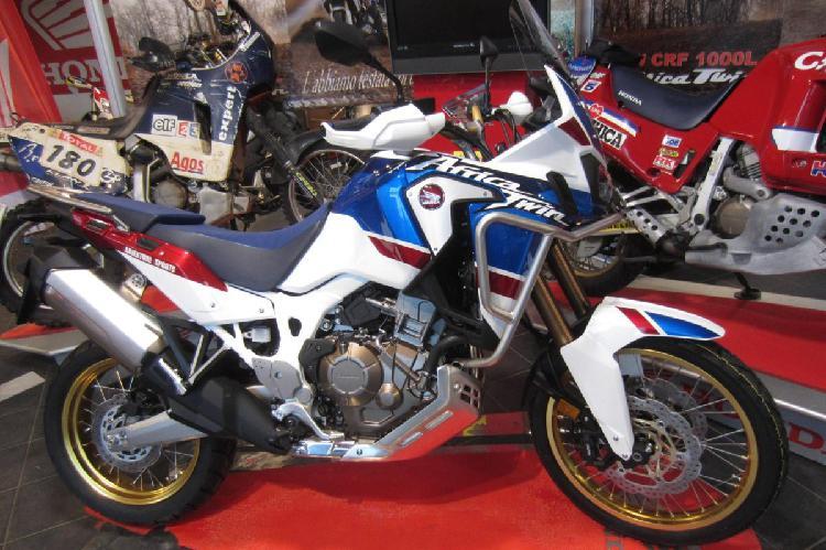 Honda africa twin adventure sport (2018 - 19) nuova a