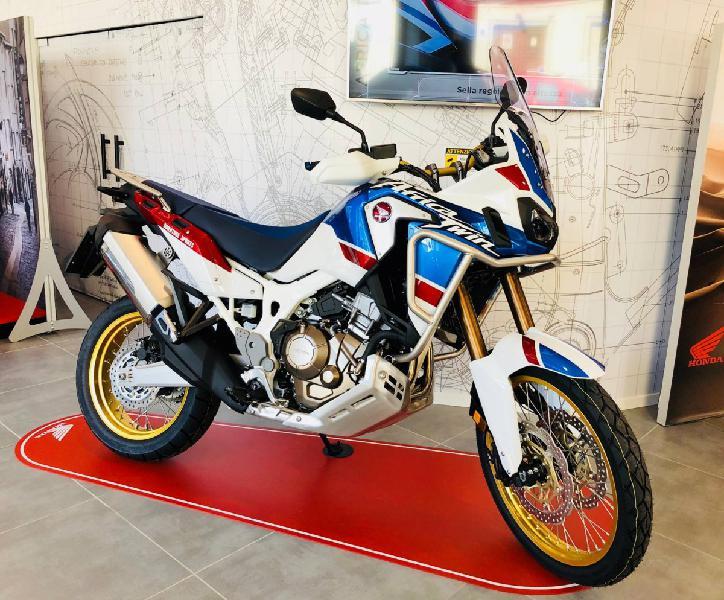 Honda africa twin adventure sport (2018 - 19) nuova a milano
