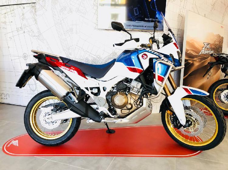 Honda africa twin adventure sport dct (2018 - 19) nuova a