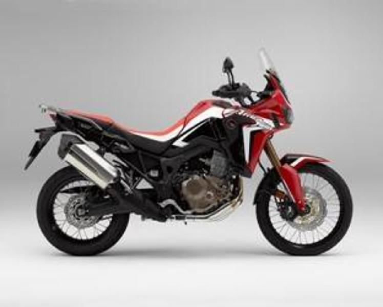 Honda africa twin dct (2018 - 19) nuova a cureggio