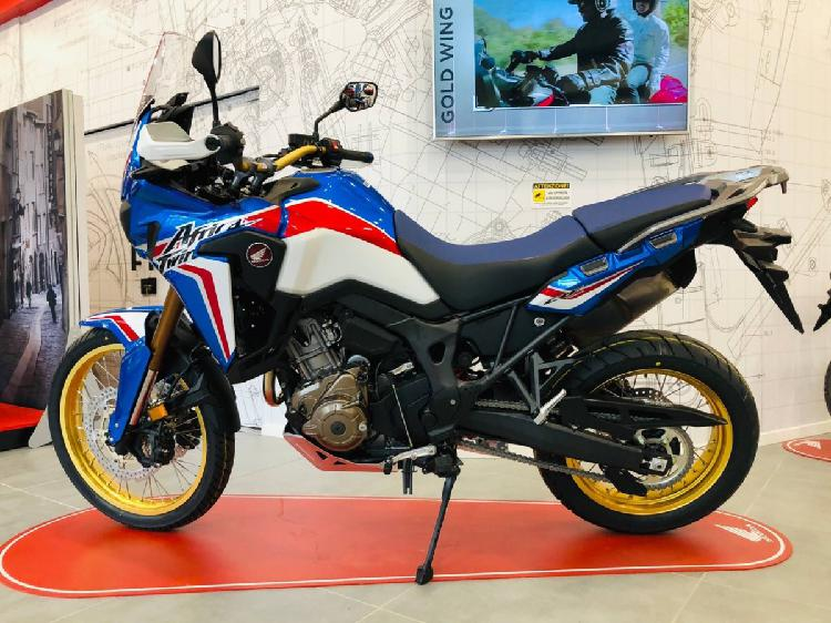 Honda africa twin dct (2018 - 19) nuova a monza