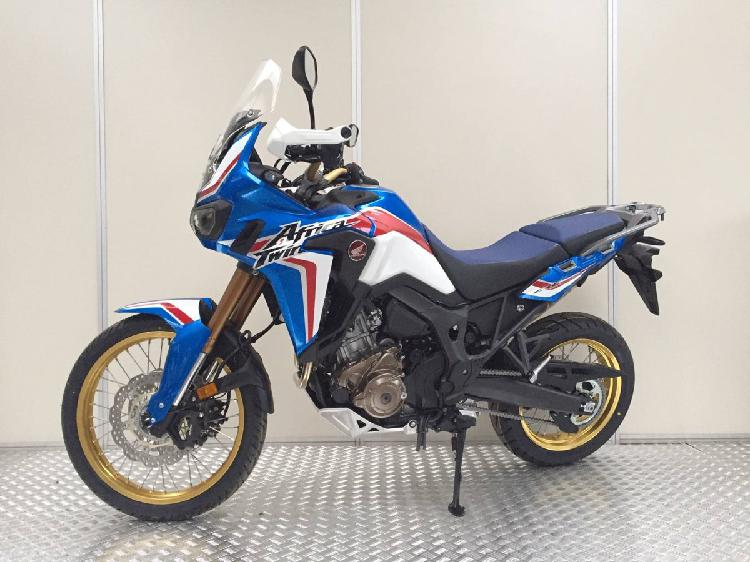 Honda africa twin dct (2018 - 19) nuova a vigevano