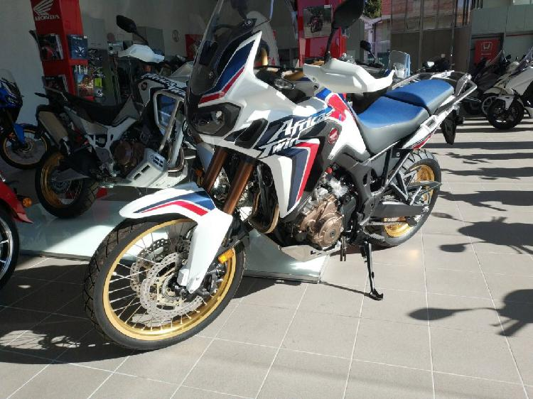 Honda africa twin dct abs (2016 - 17) nuova a ancona