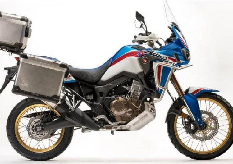 Honda africa twin dct desert track (2019) nuova a milano