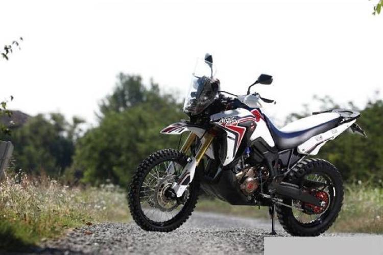 Honda africa twin rally (2018) nuova a savigliano