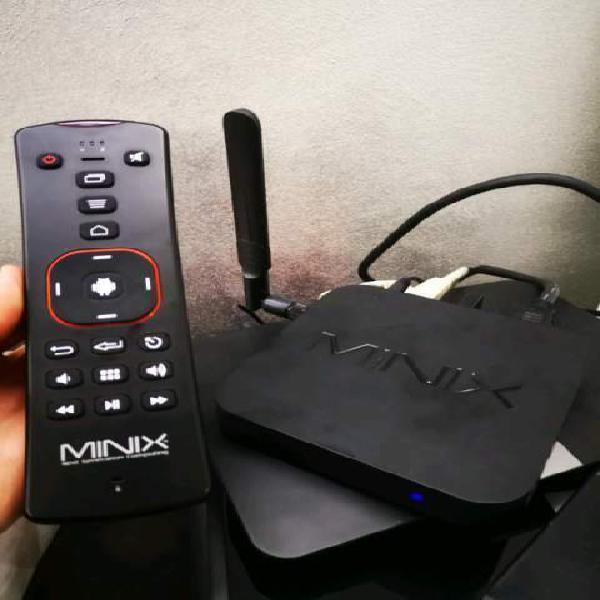 Minix neo x7 android smart tv con telecomando
