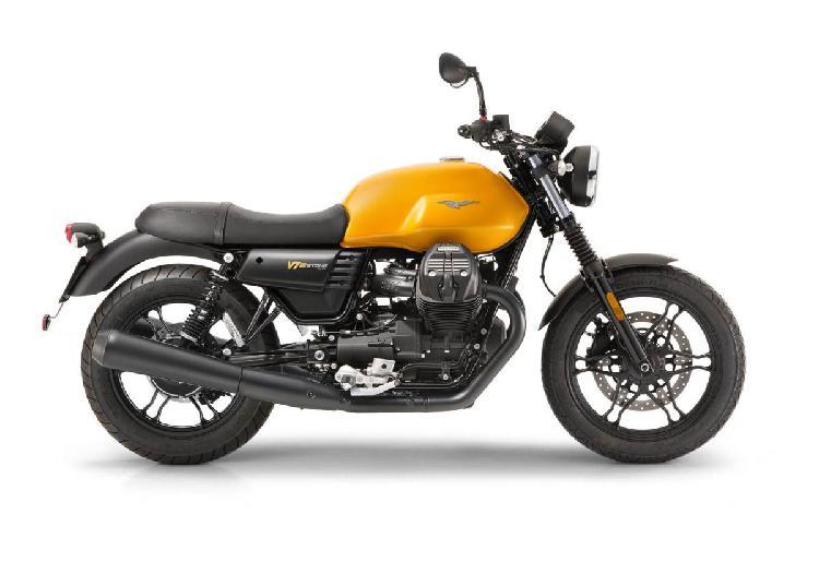 Moto guzzi v7 iii stone (2017 - 19) nuova a mandello del