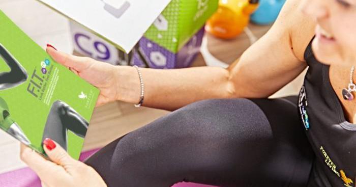 Nuovo programma fitness per dimagrire, tonificare,