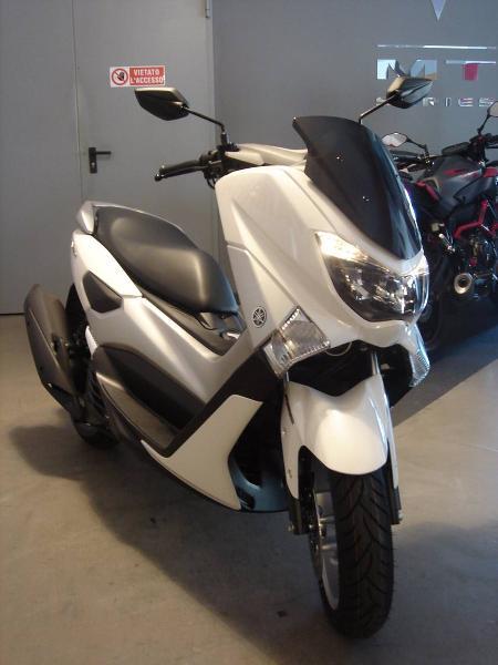 Yamaha n-max 125 (2017 - 19) nuova a alme'