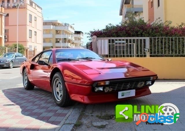 Ferrari 308 benzina in vendita a cagliari (cagliari)