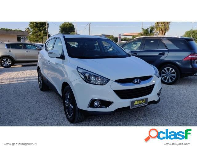 Hyundai ix35 diesel in vendita a san michele salentino (brindisi)
