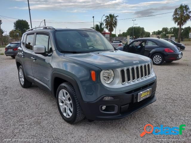 Jeep renegade diesel in vendita a san michele salentino (brindisi)
