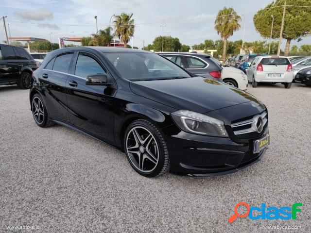 Mercedes classe a diesel in vendita a san michele salentino (brindisi)