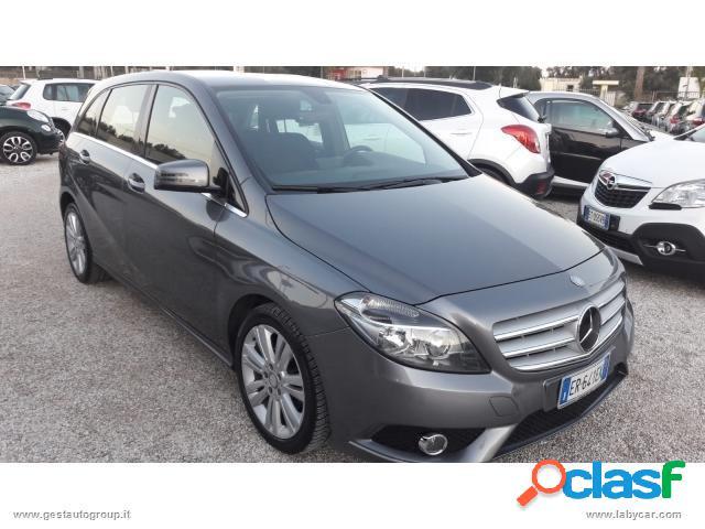 Mercedes classe b diesel in vendita a san michele salentino (brindisi)