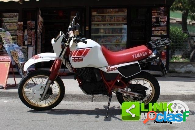 Yamaha xt 600 benzina in vendita a bari (bari)