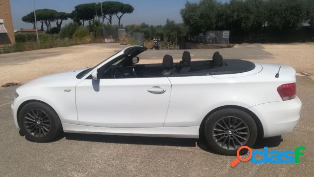 Bmw serie 1 cabrio diesel in vendita a roma (roma)