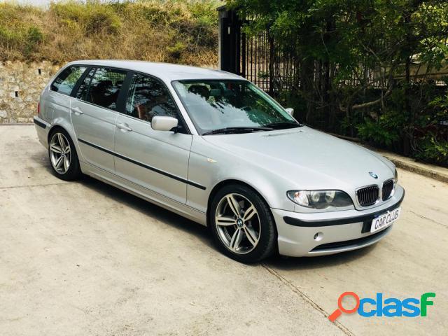 BMW Serie 3 Touring diesel in vendita a Morano Calabro (Cosenza)