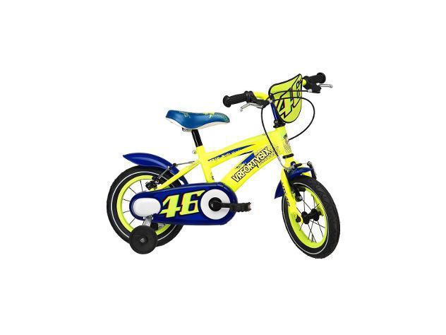 Bicicletta per bambino 12â? cicli adriatica vr46 bike
