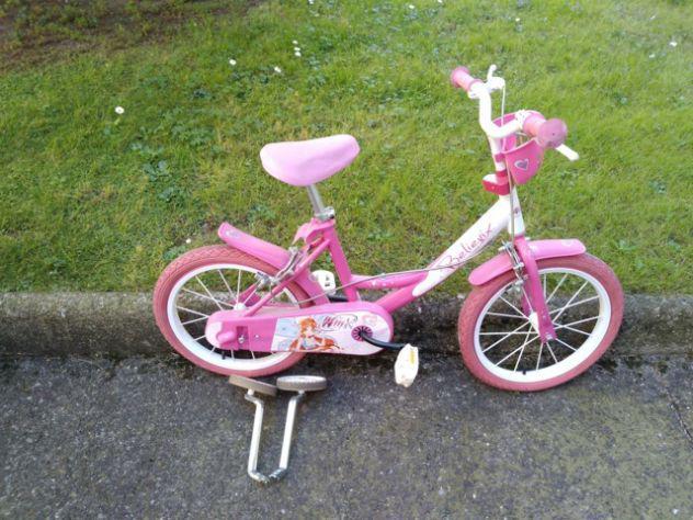 Bicicletta Winx Annunci Agosto Clasf