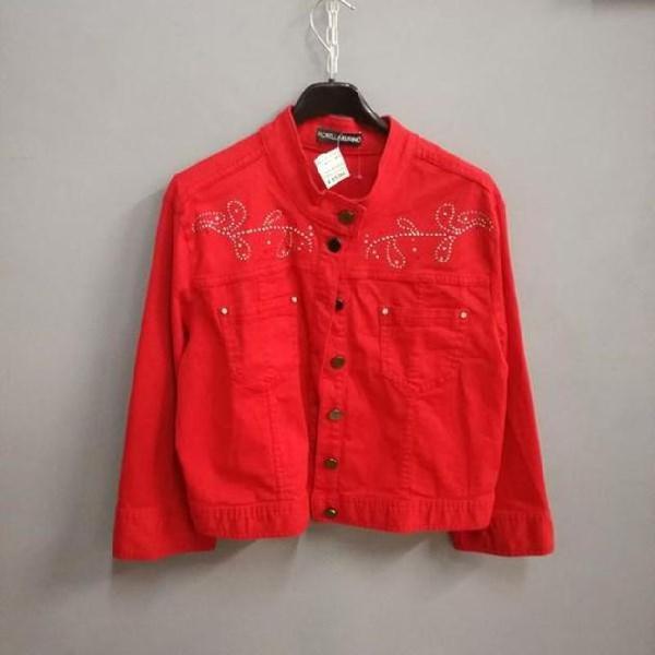 wholesale dealer 2a42f 3ef6d Giacca donna rossa 【 ANNUNCI Settembre 】 | Clasf