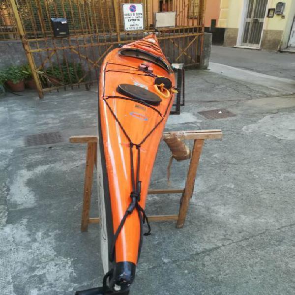 Kayak da mare qajaq endurance