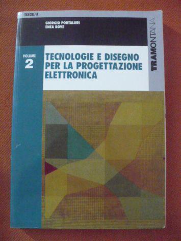 Libro tecnologie e disegno per la progettazione elettronica