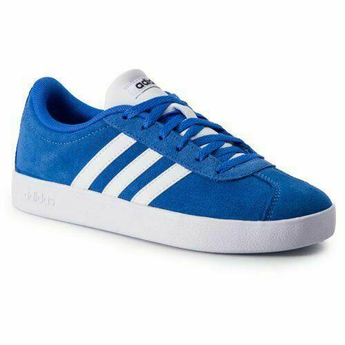 scarpe adidas blu e bianche