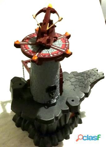 La tore e il dragone playmobil come nuovo
