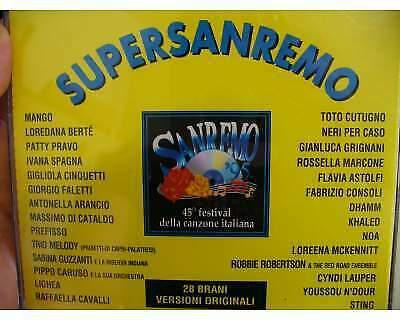 Cd supersanremo '95