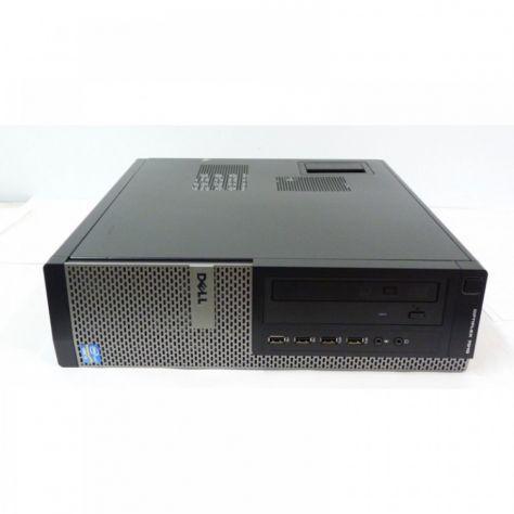 Dell optiplex 7010 pc fisso intel core i3 3,40ghz 4gb ram
