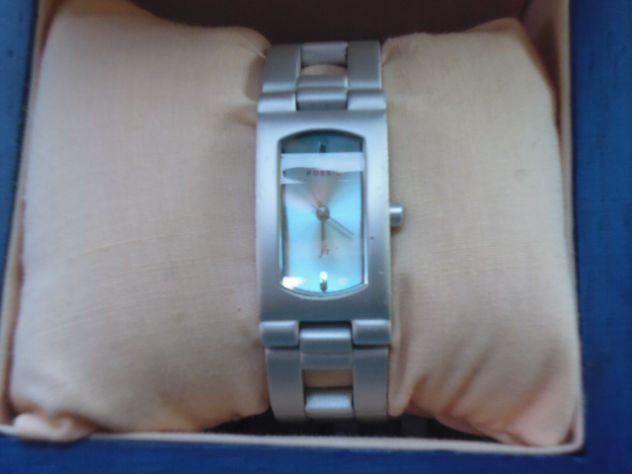 Fossil orologio donna acciaio