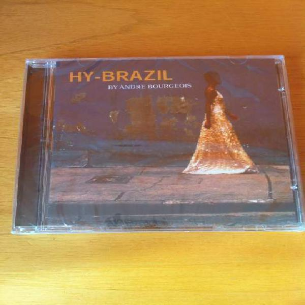 Hy-brazil by andre bourgeois audio cd nuovo