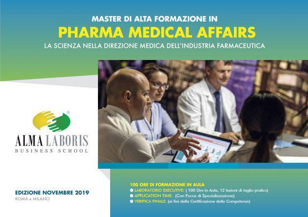 Il settore pharma è alla ricerca di professionisti