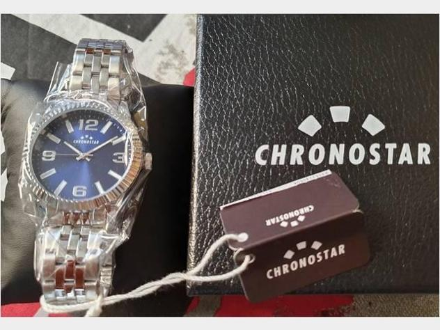 Morellato chronostar luxury orologio acciaio