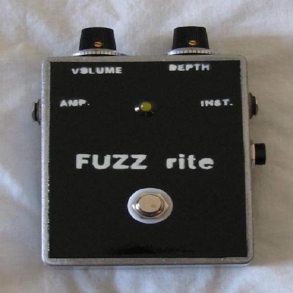 Mosrite fuzz rite (the boss of fuzz!)