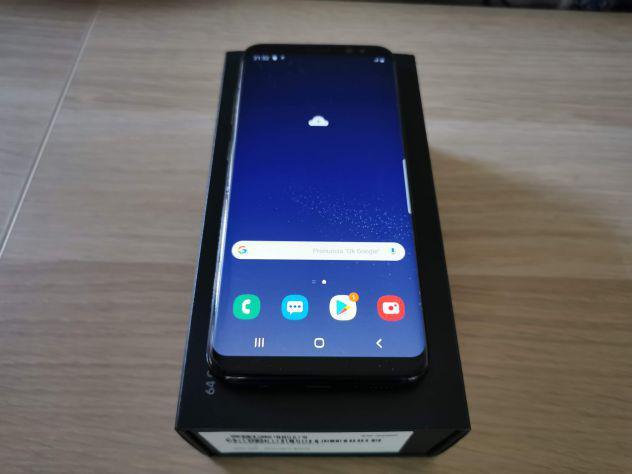 Samsung galaxy s8 64gb con accessori