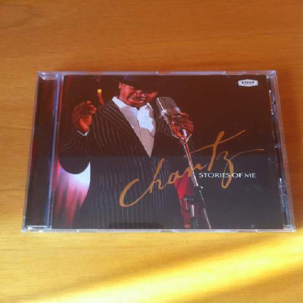 Stories of me chantz audio cd 2004 decca