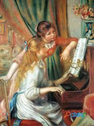 Lezioni di pianoforte, canto, proped. musicale