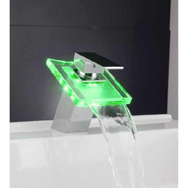 """Vidaxl rubinetto con illuminazione led """"artemide"""""""