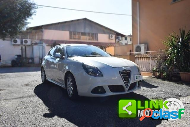 Alfa romeo giulietta diesel in vendita a roma (roma)