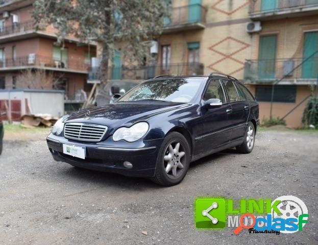 Mercedes classe c benzina in vendita a roma (roma)