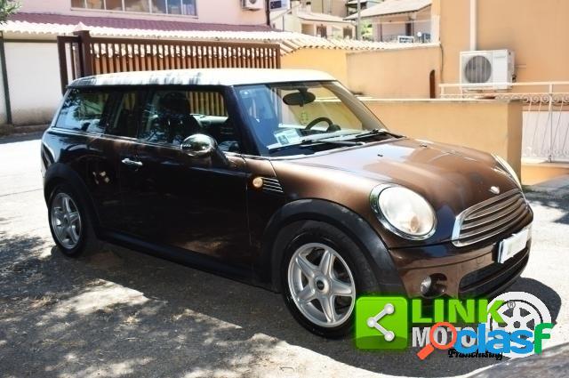Mini clubman diesel in vendita a roma (roma)