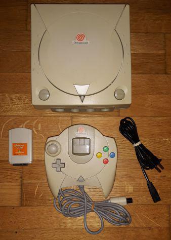 "Console ""sega dreamcast"" jap + controller + memory card +"