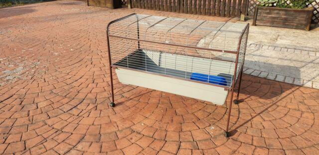 Gabbia roditori con ruote cane prateria coniglio nano