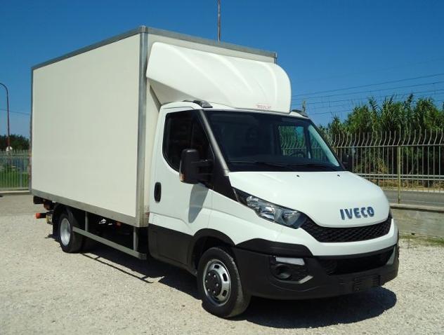 Iveco daily 35-150 euro 5 furgone da 4,30m + sponda rif.