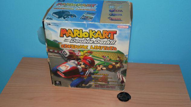 Nintendo gamecube edizione limitata mario kart